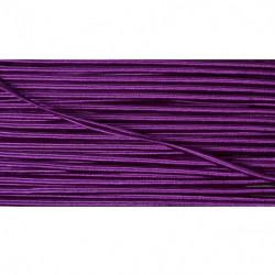 Soutache violet pour abat-jour