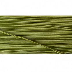 soutache vert olive pour abat-jour