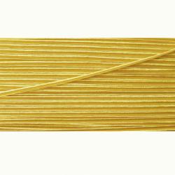 soutache jaune pale pour abat-jour