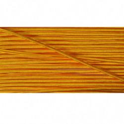 soutache jaune orangé pour abat-jour