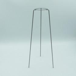 Pied tiges métal 40cm