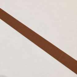 Bordure adhésive  chocolat