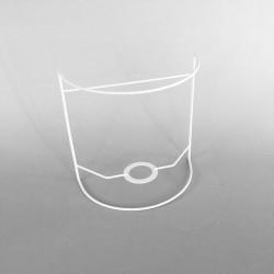 Applique1/2 cylindrique 15cm