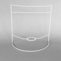 Applique 1/2 cylindrique 30cm