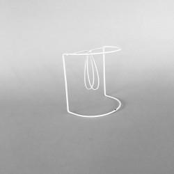 Ecran 1/2 cylindrique 10cm