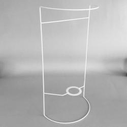 Applique 1/2 cylindrique L20H40