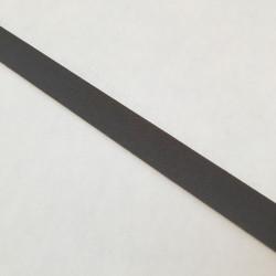 Bordure adhésive coton gris moyen