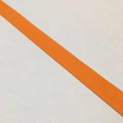 Bordure adhésive orange
