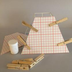 Kit pyramide 25cm