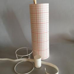 Kit baladeuse cylindrique 10cm