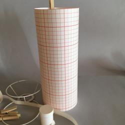Kit baladeuse cylindrique 12cm