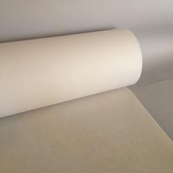 Chamois blanc feuille 50x120