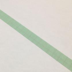 Bordure adhésive vert d'eau