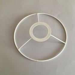 cercle tête abat-jour diamètre 18