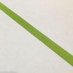 Bordure adhésive vert anis