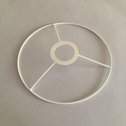 cercle tête abat-jour diamètre 25