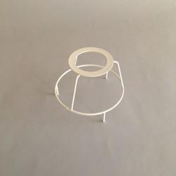 cercle tête 10cm avec pieds