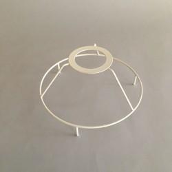 cercle tête diamètre 15 avec pieds