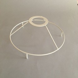 cercle tête diamètre 18 avec pieds