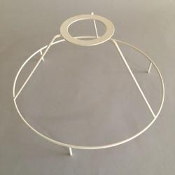 cercle tête diamètre 20 avec pieds