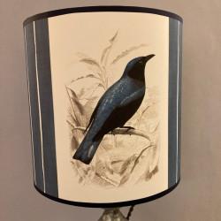 Applique Oiseau bleu
