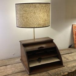 Lampe range courrier