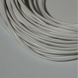 Câble PVC blanc