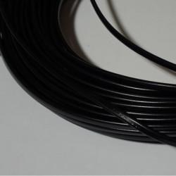 Câble PVC noir