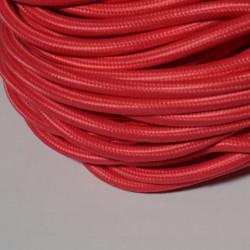 Câble rond fuschia