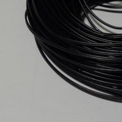 Câble lustrerie noir