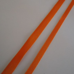 Gros grain orange 10mm