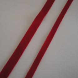 Gros grain rouge 10mm