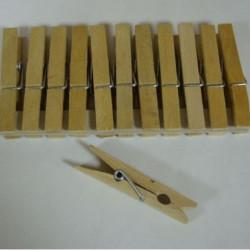 Pinces en bois