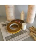 Polyphane et matériel pour la réalisation d'abat-jour