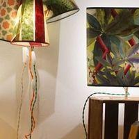 Nombreuses couleurs de câbles électriques textiles torsadés