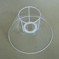 cercle nu abat-jour et cercle en V abat-jour